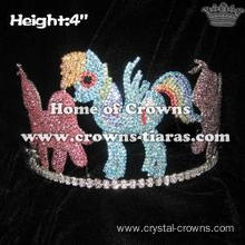4in Heigth Little Pony Pageant Custom Crowns