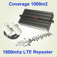 1800MHz Booster de la señal del teléfono celular El más nuevo impulsor 4G, repetidor de Lte 4G, señal del amplificador 4G de la señal de 1800MHz