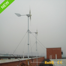 600W 24V High Quality Horizontal Factory Price Wind Power Generator