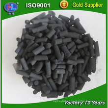 coal and wood based 4mm cylindrical activated carbon