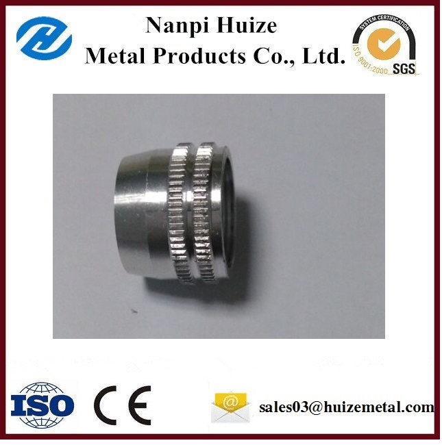 Custom Aluminium Mechanical Part