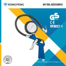 Rongpeng R8037-1 tipo pistola de aire inflado herramienta accesorios