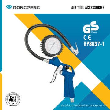 Rongpeng R8037-1 tipo Inflating Gun acessórios para ferramentas de ar