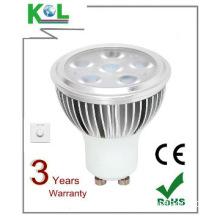 KINGLENG Patent Design Philips LEDs GU10 LED Light Bulb 510lm