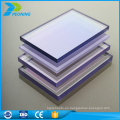 proveedor chino proveedor hoja de policarbonato transparente
