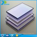 Folha de policarbonato transparente de fornecedor chinês