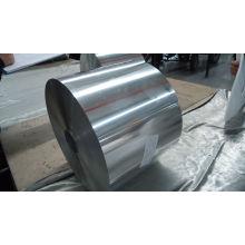 Liga 8079 Rolo de folha de alumínio nua para embalagens laminadas / macias Classe B Molhabilidade