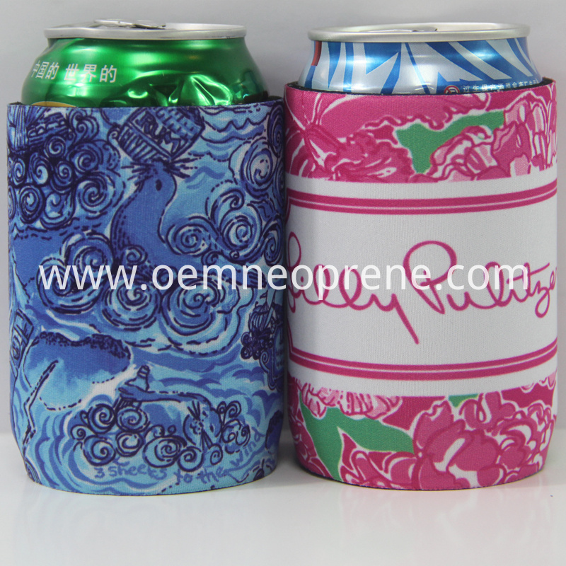 Stubby Can Cooler Sleeves