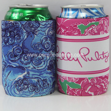 Beautiful Printing Neoprene Stubby Can Coolers