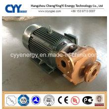 Transfert de liquide cryogénique Oxygène Nitrogen Argon Oil Coolant Water Centrifugal Pump