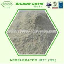 Proveedor chino de materia prima para productos y cables resistentes al calor CAS NO.120-54-7 Agente auxiliar de vulcanización DPTT (TRA)