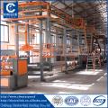 self adhesive bitumen waterproofing membrane produciton line