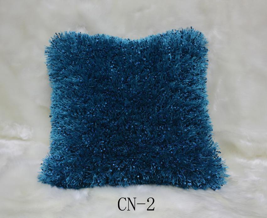 Polyester mix yarn Cushion