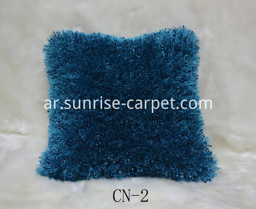 Polyester mix yarn Cushion