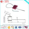 Jc-CS007 Selo de cabo de segurança de liga de alumínio