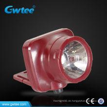 Tragbare wiederaufladbare LED-Kappe Lampe