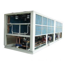 Industrial Air Cooled Chiller Evaporator