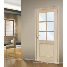 Hot Sales Oak Veneer Wooden Doors in America