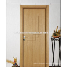 Saw Blade Structured Surface Laminate Coated Interior Door