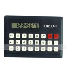 Calculadora de tamanho de cartão de crédito organizador (LC527A)
