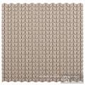 Mini Enameled Glass Mosaic Tile for Home Decoration