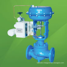 Globe Type Pneumatic Diaphragm Control Valve (GHTS)