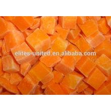cenoura em cubos