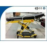 Light Weight Ambulance Stretcher Aluminum Alloy Foldable fo
