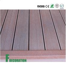 Plancher en bois composite UPVC à faible coût