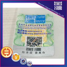 Colorful Self Adhesive Label Printing
