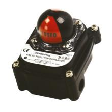 Limitar la caja del interruptor - explosión tipo / clase de prueba tipo Exdii Bt4