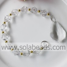 Hot Selling 260MM Length Crystal Bead Dropping