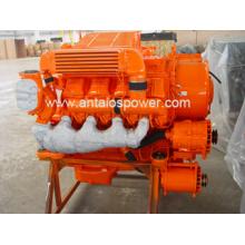Дизельный двигатель с воздушным охлаждением Deutz F8l413f