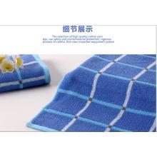 Serviette de coton de l'hôtel/visage/luxe