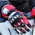 Luvas 2016 novas do motocross do estilo, luvas impermeáveis da motocicleta de Microfiber