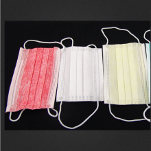Disposable 3 Ply Surgical Face Mask Non Woven Face Mask Non Woven Mask