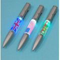 American Flag Pens with Lights