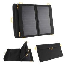 Inovador High Efficiency Sunpower Monocrystalline Portable 13W Solar Panel Charger