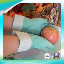 High Quality Safety Latex Cleaning Work Gloves with ISO9001 Approved