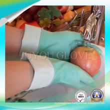High Quality Anti Acid Latex Cleaning Work Gloves for Washing