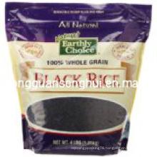 Plastic Grian Black Rice Packaging Bag/ Rice Bag
