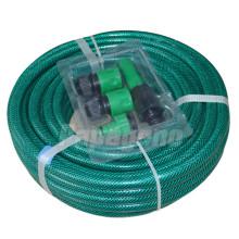1 tuyau de tuyau d'eau de jardin en PVC