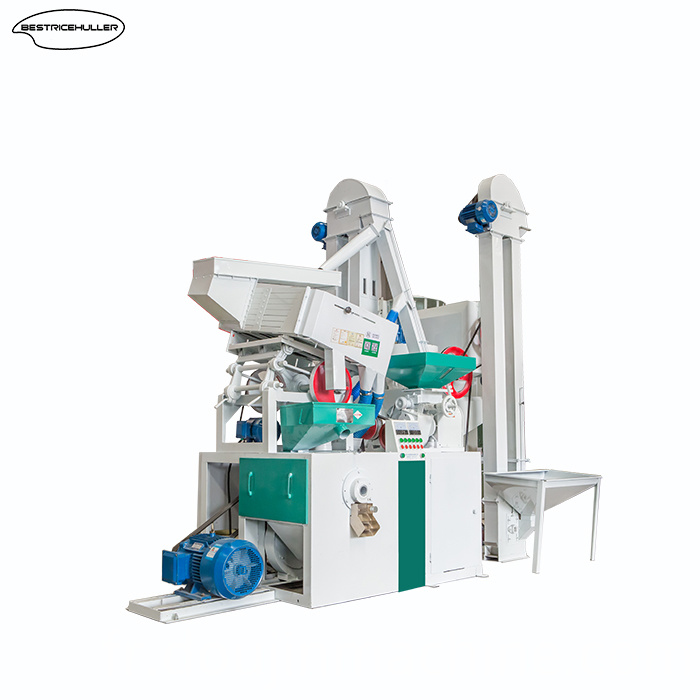 High Production Rice Mill Machine