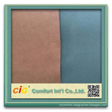 Microfiber fabric for car seat fabric 100% polyester microfiber fabric pa coating micro fiber leather