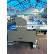 Máquina de bordar plana
