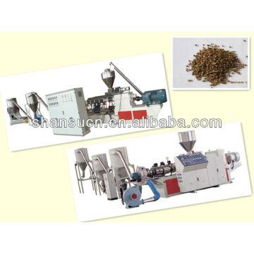 PVC-Granulat (Pellets) machen Maschinen /plastic Maschine