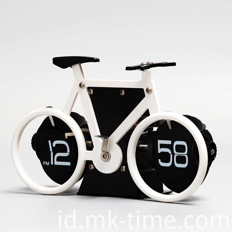 Bike Clock Table