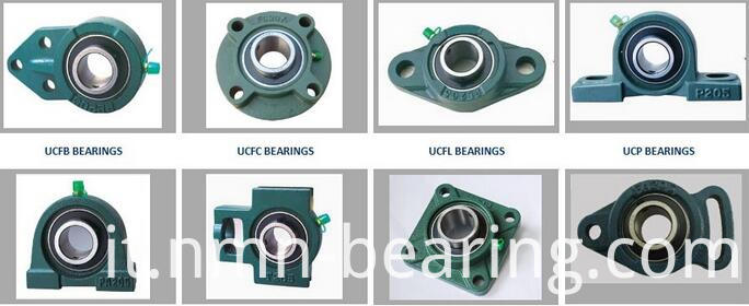 Pillow Block Bearing Units