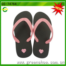 China Children Girls EVA Flip Flop Slipper (GS-74674)