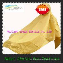 100% полиэстер Raincloth ткань / водонепроницаемый